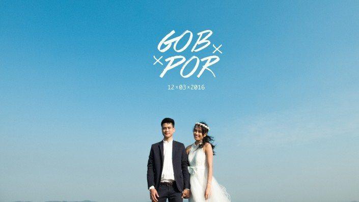 GOB x POR | Pre-Wedding