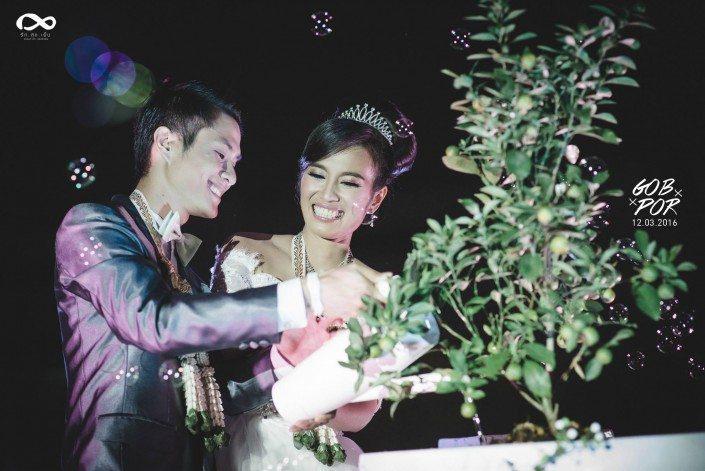 GOB x POR | Wedding Reception Photography
