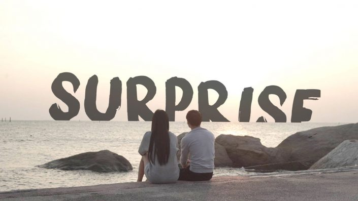 Surprise | Foam x Ping Wedding Presentation