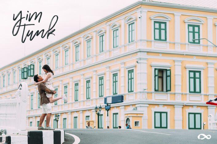 Yim x Tunk | Pre-Wedding